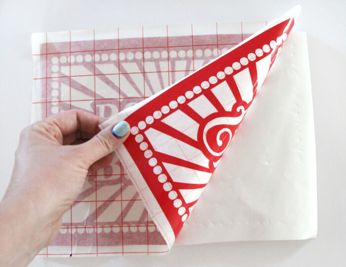 kids boredome busters bag - transfer to tape