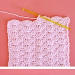 How To Crochet The Shell Stitch For Beginners Persia Lou