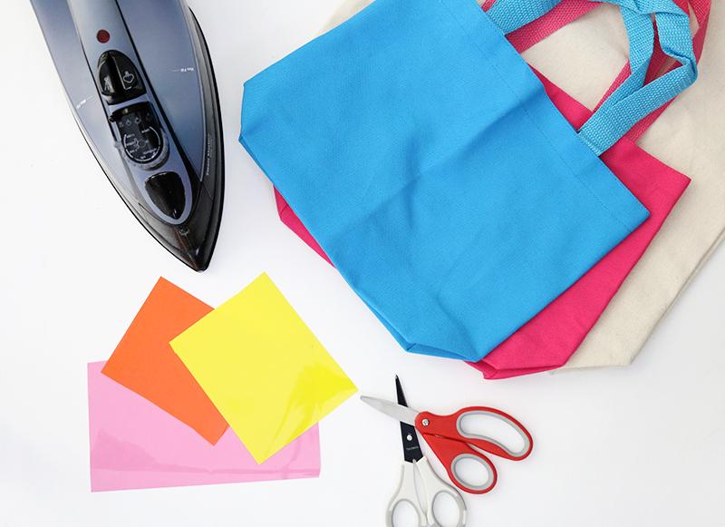 tote bag craft supplies