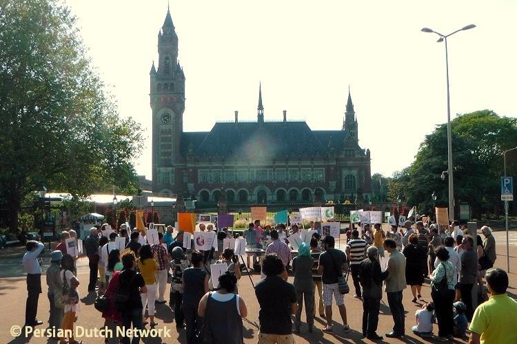 Perzische - Gemeenschap - Den Haag - 2015 PDN