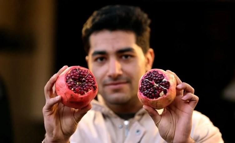 shabe yalda night in iran