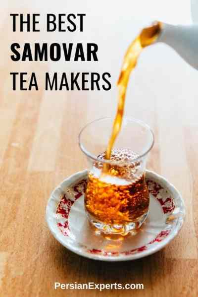 A review of the best Samovar Tea Makers. Make the perfect Persian tea and use one of the samovars our staff recommends