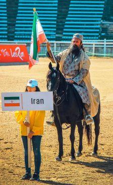 Persian Horseback Archery Association Representing Iran in 10th WHAC