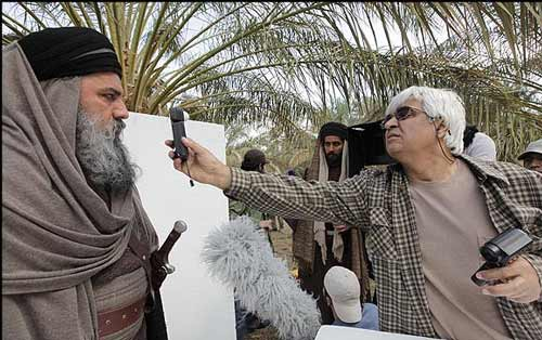 تصویر حضرت عباس در فیلم رستاخیز