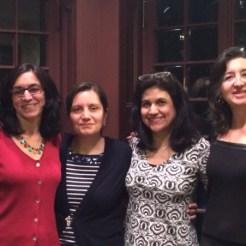 Karim, Firoozeh Kashani-Sabet, Marjan Kamali, and Anita Amirrezvani.