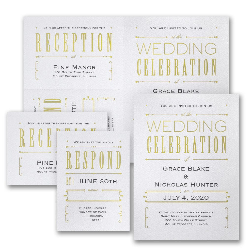 captivating celebration invitation budget friendly