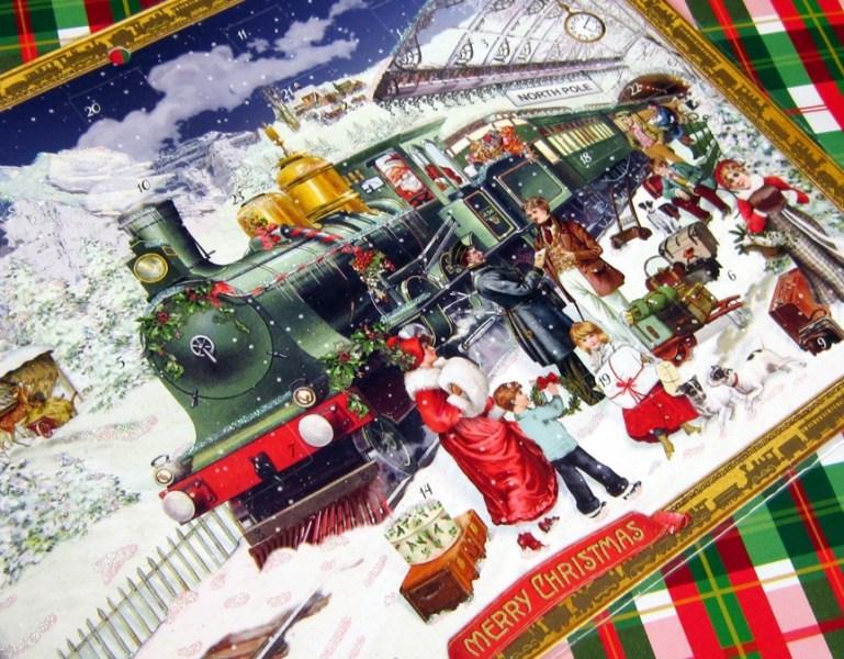 Christmas Train 2