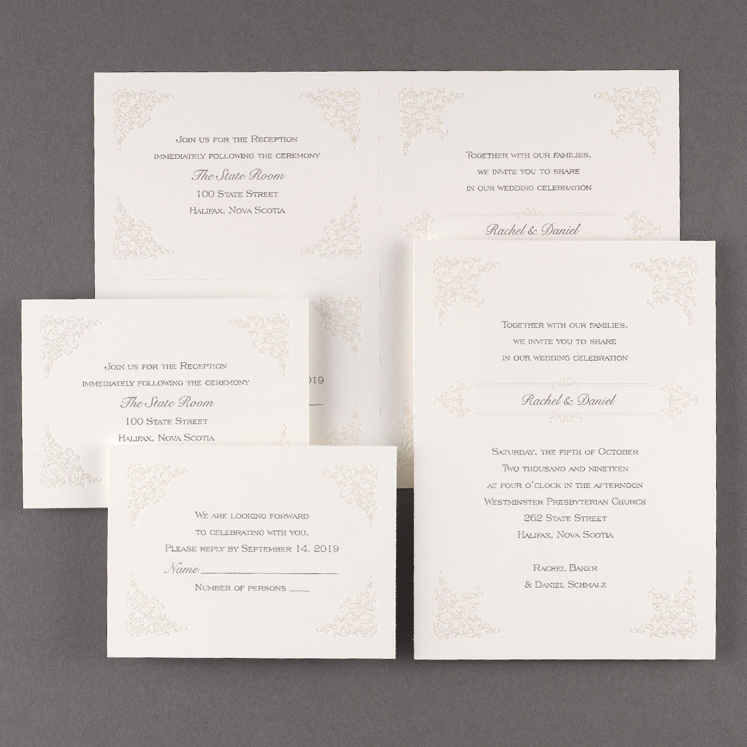 Affordable Style • Persnickety Invitation Studio