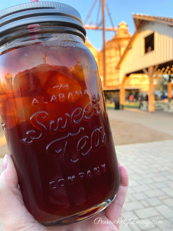 Alabama Sweet Tea at the Silos