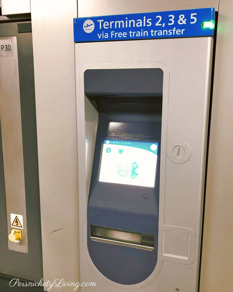 Free Transfer Ticket Machine
