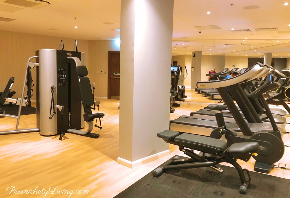 Fitness Center at Crowne Plaza & Holiday Inn Express Heathrow