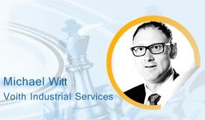 Michael Witt beim Blind HR Battle