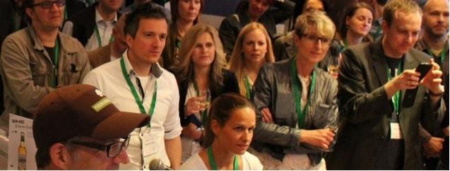 Entertainment statt Präsentation bei Personalmarketing2null and friends