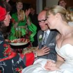 циганське шоу на весілля