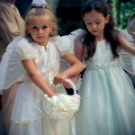 маленьки ангели на весілля