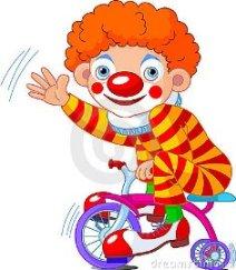 клоун на дитяче свято