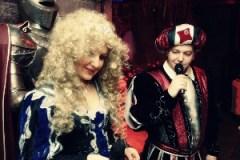 исторические вечеринки во Львове