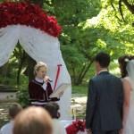обрядова староста на церемонію