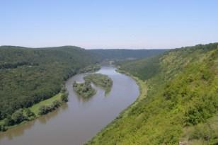 відпочинок на річці Дністер