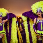 Бразильське шоу на вечірку у Львові
