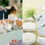 коктельний столик на весілля