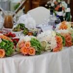 робота дизайнерів на весіллі