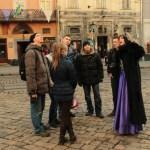 екскурсія в центрі Львова