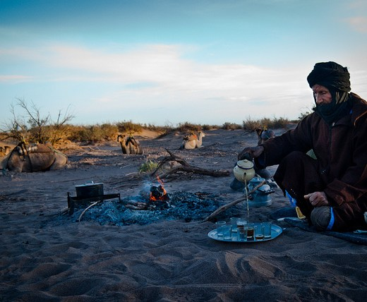 The Tuaregs of Africa