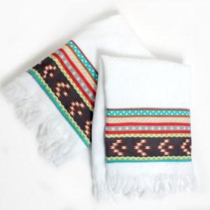 Cotton Absorbent Fingertip Towels