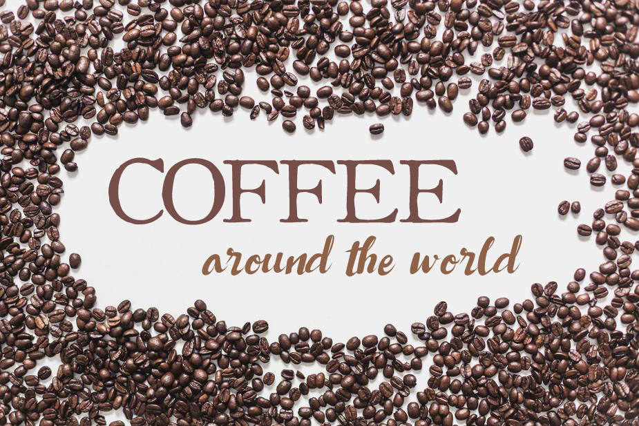 Coffee Recipes from Around the World