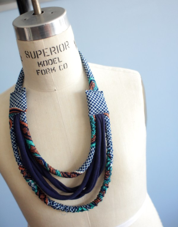 African Teething Necklace
