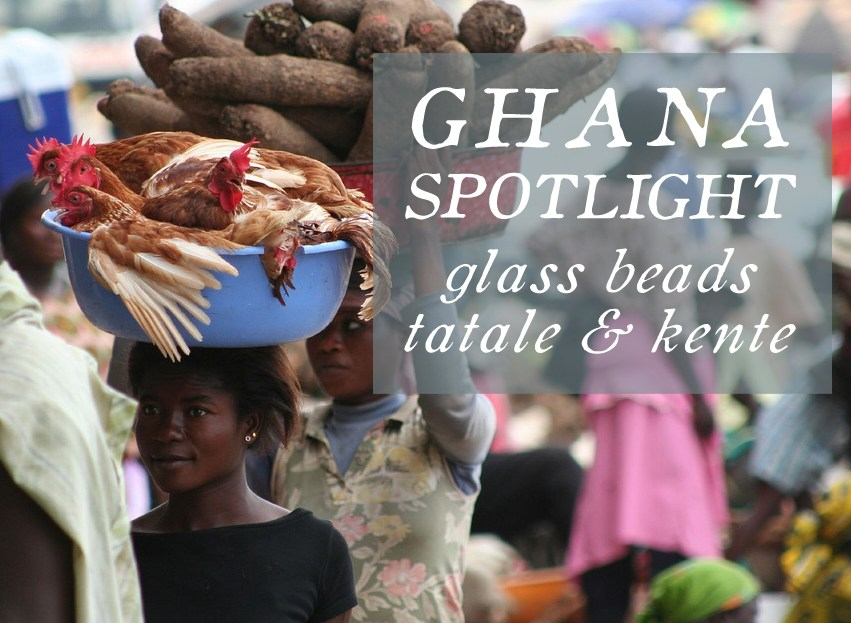 Spotlight on Ghana Design & Culture