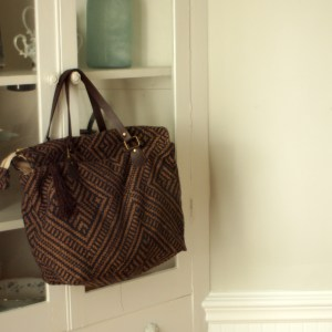 Carpet Bag Fair trade