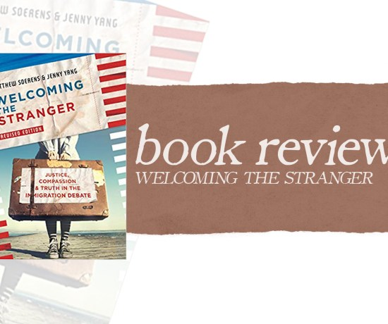 Book Review of Welcoming the Stranger