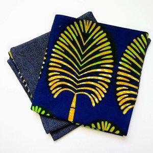 cloth navy napkins