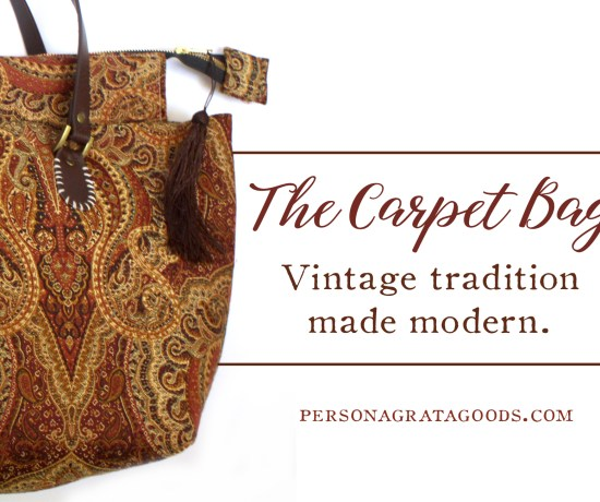 carpet bags made in north carolina