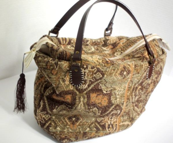 Turkish Style Tapestry Purse