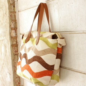 Hipster Carpet Purse EcoStyle