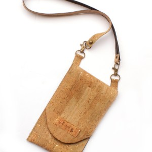 Cork Phone Bag Fanny Pack Fair Trade