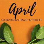 Whatsapp and Klutz kits: April Coronavirus Update