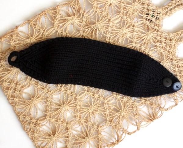 Knitted Headband Winter