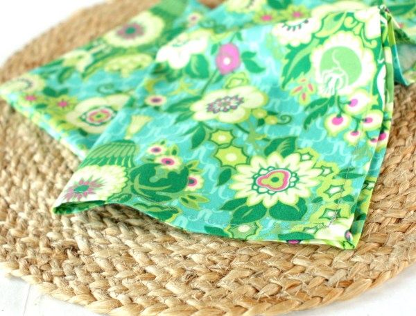 Cotton Napkins Reusable Made in NC