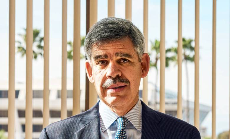 "Photo of InterviewMohamed El-Erian: ""Uncertainty squared"""