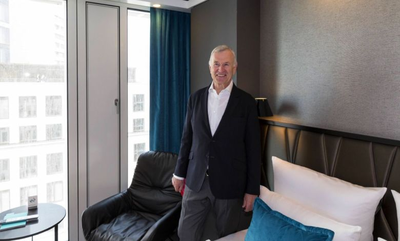 "Photo of InterviewMotel One founder Müller: ""The fire is no longer blazing bright"""