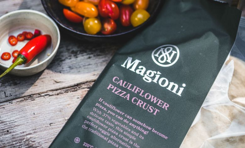 Photo of Magioni cauliflower pizza goes Germany | Marketing Stand Food and Retail