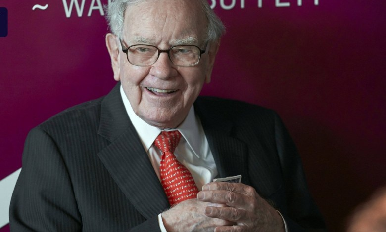 Photo of Warren Buffett is now betting on gold mines