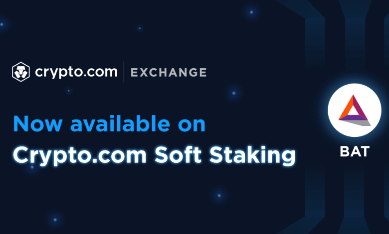 Photo of Crypto.com opens Basic Attention Token (BAT) Soft Staking, without obligation – Cryptocurrencies