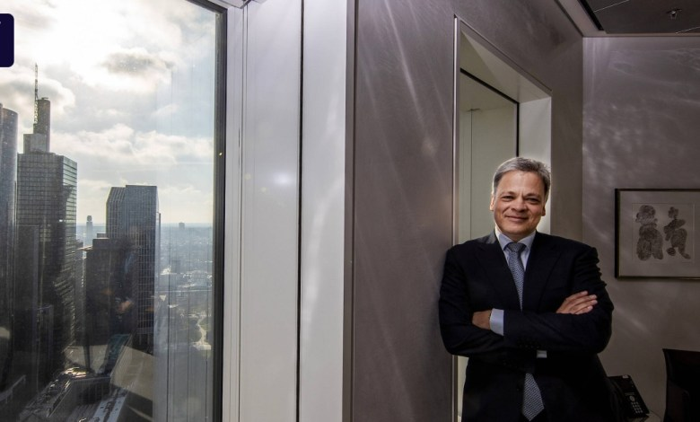 Photo of New Commerzbank boss: Advance praise for Manfred Knof