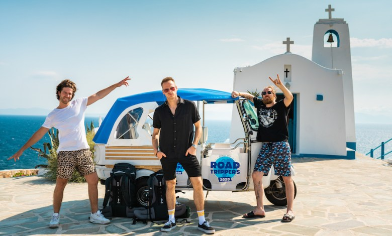 Photo of New season Roadtrippers from Mentos in collaboration with Towel and StukTV