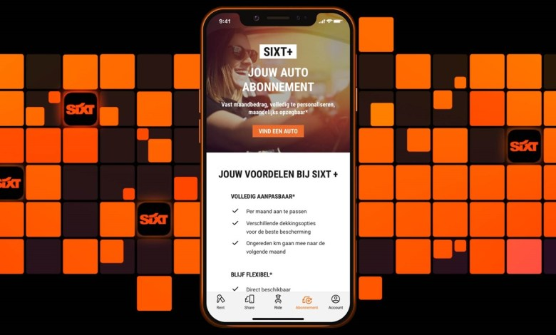 Photo of SIXT introduces a monthly subscription
